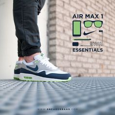 #nikeairmax #nikeessentials #essential #nikeair #sneakerbaas #baasbovenbaas  Nike Air Max 1 Essential - Now available!  For more info about your order please send an e-mail to webshop@sneakerbaas.com!  #sneakerfreaker #complexsneakers #fresharrival #heat #baasbovenbaas #sneakers #onlinesneakers #sneakerbaas #instakicks #sneakersaddict #womft #wivah #solecollector #sadp #nicekicks #complexkicks #sneakernews #igsneakercommunity #sneakers #kicksonfire