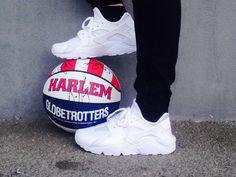 """Nike Air Huarache """"Triple White"""""""