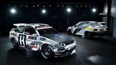 Ken Block finally reveals his new Ford Escort RS Cosworth – Brief News