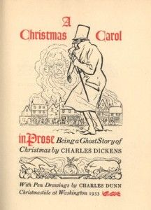 "Dec. 19, 1843. Charles Dickens' ""A Christmas Carol"" is first published in England."