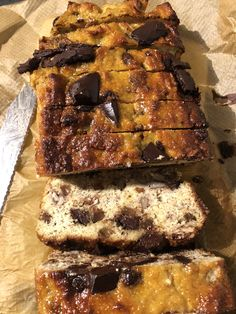 Quick and Easy banana with bread recipe special on salon food recipes site Egg And Bread Recipes, Banana Bread Recipes, Raw Food Recipes, Cake Recipes, Banana Bread Recipe Allrecipes, Good Food, Yummy Food, Tasty, Best Banana Bread