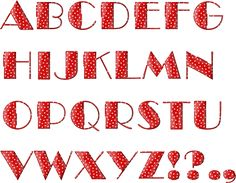Tube alphabets - (page 7) - .