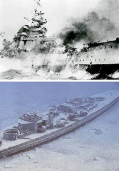 27 May 41: The great German battleship BISMARCK, crippled yesterday by RAF Fairey Swordfish bi-planes, is bombarded repeatedly by the Royal Navy until the crew scuttles her. The sinking of the HMS HOOD three days earlier is avenged.