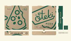 Packaging Company, Brand Packaging, Packaging Design, Branding Design, Food Packaging, Pizza Branding, Pizza Logo, Pizza Restaurant, Logo Restaurant