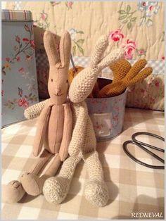Redneval: Bunny ala MAILEG