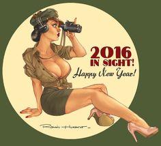 Romain Hugault - Happy New Year 2016