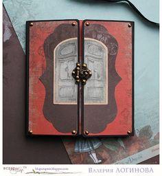 ScrapMir: СП Lovely mini 4 этап. Миниальбом Алиса + видео МК... Mini Album Tutorial, Planner Organization, Graphic 45, Altered Books, Scrapbook Pages, Scrapbooking, Candle Sconces, Mini Albums, Alice In Wonderland