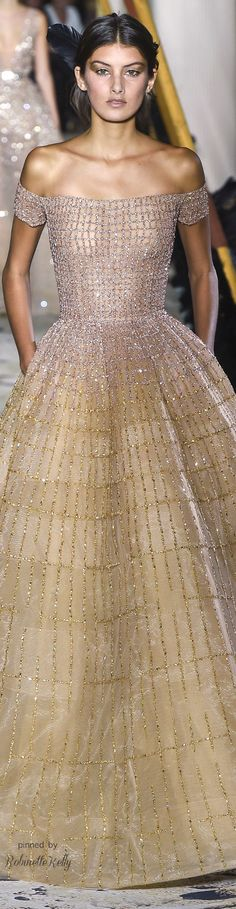 SPRING 2018 COUTURE |  Zuhair Murad