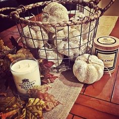 Pumpkins candles and fall -- oh my!  #southernfirefly #southernfireflycandle #shoplocal #repost : @birdies_painted_house