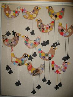Animal Crafts For Kids, Crafts For Kids To Make, Art For Kids, Spring Activities, Art Activities, Bird Crafts, Easter Crafts, Cultural Crafts, Summer Fun For Kids