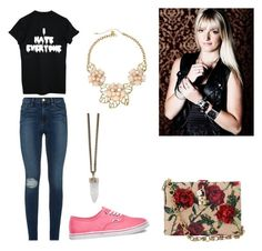 """Rydel Lynch Outfit"" by rydellightningstrikes ❤ liked on Polyvore featuring Frame Denim, Vans, Dolce&Gabbana, Gemma Simone, Givenchy, women's clothing, women's fashion, women, female and woman"