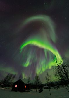 NightSky - Dancing Queen. Photo by: Babak A. Tafreshi. An amazing aurora borealis (the northern lights) display over a small Sami village in Lapland, northern Sweden. The price of a Dreamview quality print varies between $100 and $ 300 per image (including shipping & packaging) depending on the size, paper, and your country.