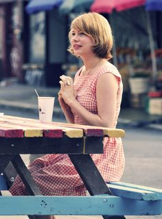 "Michelle Williams in ""Take this waltz"""