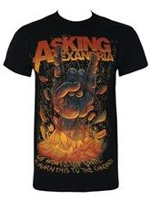 Mens T-shirts - Buy Online at Grindstore.com: UK No 1 for Rock Fashion and Merchandise