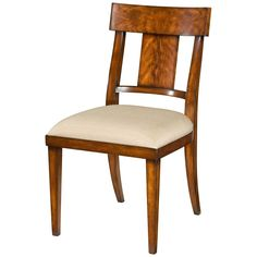 Theodore Alexander Eternal Flame Dining Chair Set of 2 $1384