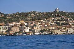 Cidade de La Maddalena, Sardenha