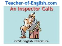 Our An Inspector Calls pack is an outstanding teaching resource for teachers of Priestley's play including a 160 slide PowerPoint, 73 worksheets with step by step lessons designed to help teach one of KS4 / GCSE Literature's most well-loved drama texts.