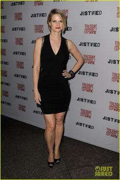 Joelle Carter aka Ava- justified - season - 5 -premiere