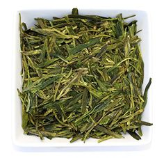 Premium Dragon Well Long Jing Green Loose Leaf Tea  4oz  111g >>> Learn more by visiting the image link.
