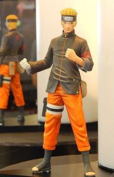 NARUTO DXF Shinobi Relations Special Movie Vol.1 Naruto DX Pvc Figure Banpresto
