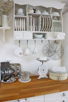 My Little White Home by Nadine - Kitchen Nook II