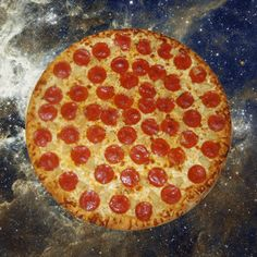 THEY'RE DELICIOUS! :: Animated Pizza Gifs by Clint Ecker