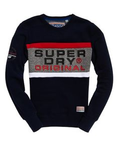 Superdry Trophy Sweatshirt section of information related to. Superdry Style, Superdry Mens, Cool Outfits For Men, Lacoste, Athleisure Outfits, Layering Outfits, Cool Hoodies, Mens Sweatshirts, Swagg