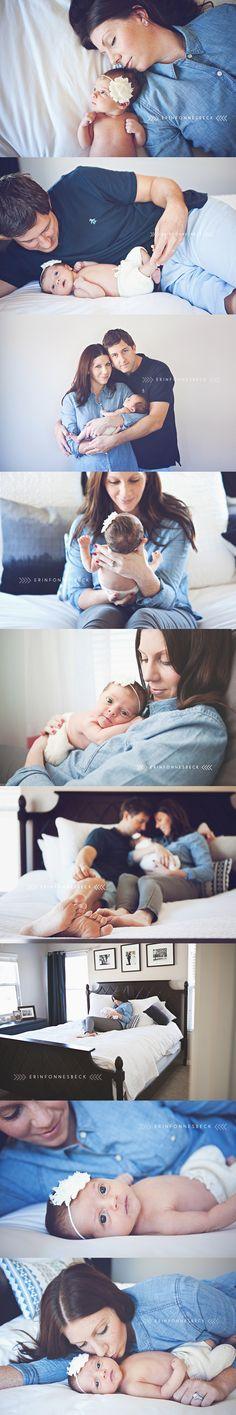 in home newborn photography erin fonnesbeck photography
