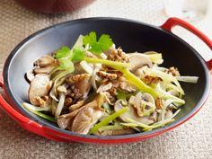 Vlaamse wok met kip, prei en mosterdsaus - Libelle Lekker