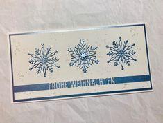 Karten-Kunst » Drei Eiskristalle