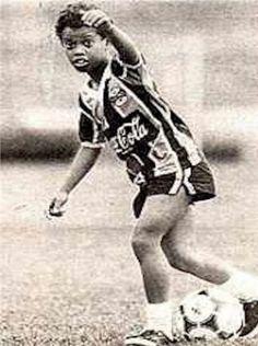 Ronaldinho.  Ronnoui.