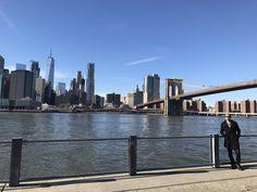 """""""Wonderful shootings last week in New York City!  Klasse Filmaufnahmen letzte Woche in New York City!"""""""