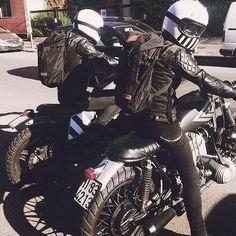 Real Motorcycle Women - whiskeygrade