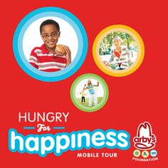 Arby's Foundation Hungry for Happiness Mobile Tour