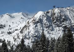 Squaw Valley...not a terrible view from my office :)