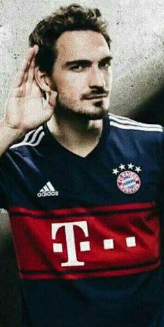 Mats Hummels, CB, Bayern. #Bayern #MiaSanMia #MatsHummels