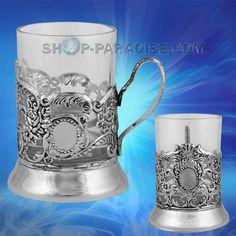 SHOP-PARADISE.COM Teeglashalter mit Teeglas 200 ml Ural 9,24 € http://shop-paradise.com/de/teeglashalter-mit-teeglas-200-ml-ural