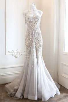 Spectacular! Rebecca Judd's J'Aton Couture gown.