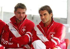Swiss Stanislas Wawrinka wants Roger Federer back in Davis Cup squad