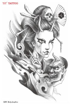 Arm Tattoos Japanese, Tattoo Drawings, Art Drawings, Flower Tattoo Arm, Butterfly Tattoos, Shiva Tattoo Design, Geisha Art, Geniale Tattoos, Japan Tattoo