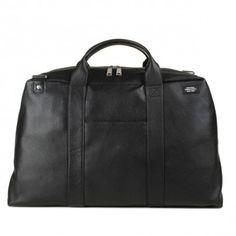 Leather wayne duffle (black) Jack Spade, Weekender, Leather, Bags, Fashion, Notebook Bag, Handbags, Moda, La Mode