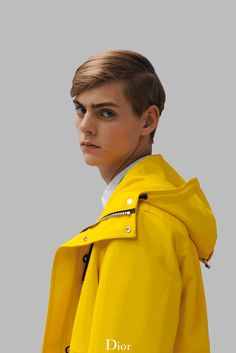 """matsfanpage: """"dior: """" DIOR HOMME SUMMER 2015 COLLECTION """" The Wow.. """" Mats van Snippenberg for Dior, Summer Collection 2015"""