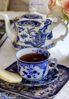 Aiken House & Gardens: A Beautiful Book and Tea Time
