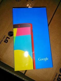 Nexus 5 en color rojo. Imágenes filtradas