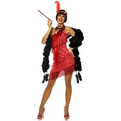1920s Dazzling Flapper Great Gatsby Adult Costume (Small 4-6, Red) Goddessey http://www.amazon.com/dp/B00FKSDSK6/ref=cm_sw_r_pi_dp_DEwZvb09E5JDR