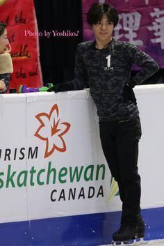 161.スケカナ SP前公式練習   ✨宇野昌磨君トーク と 日々日常 美咲のブログ✨ Skate Canada, Japanese Figure Skater, Shoma Uno, Figure Skating, Coaching, Face, Boots, Training, Crotch Boots