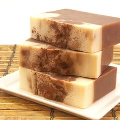 $5.75 Chai Tea Soap with Shea and Cocoa Butter from Etsy