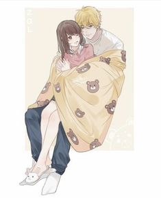 Tag him/her . Manga Couple, Anime Love Couple, Anime Couples Manga, Anime Guys, Romantic Anime Couples, Cute Anime Couples, Blonde Anime Boy, Mystic Messenger Fanart, Cute Couple Drawings