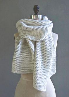 tunisian crochet scarf pattern                                                                                                                                                      More
