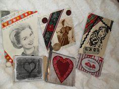 ystäville kortti ja magneetti
